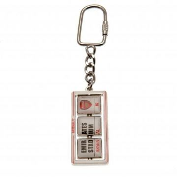 Arsenal Stadium Spinner Keyring